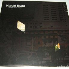 Dischi in vinile: HAROLD BUDD - THE PAVILION OF DREAMS - OBSCURE - PRODUC. BRIAN ENO - CON MICHAEL NYMAN, GAVIN BRYARS. Lote 210586012