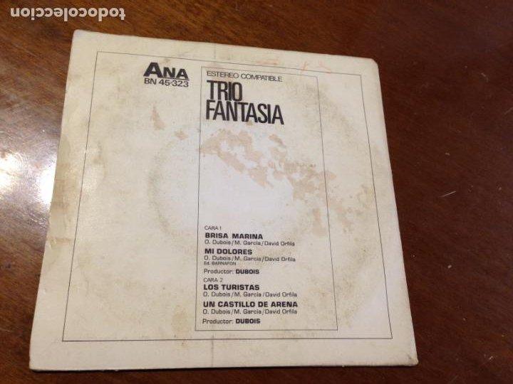 Discos de vinilo: TRIO FANTASIA : BRISA MARINA + 3 - EP- 1971 ANA DISCOS-RARO!! - Foto 2 - 210593365