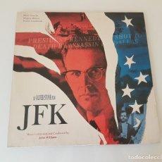 Discos de vinilo: JFK - J. WILLIAMS - LP. Lote 210606386