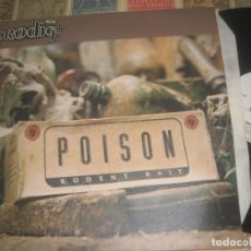 Discos de vinilo: THE PRODIGY ?– POISON XL RECORDINGS 1995 OG ENGLAND LEA DESCRIPCION. Lote 210608440