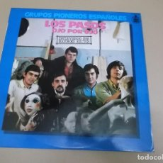 Discos de vinilo: LOS PASOS (LP) OJO POR OJO AÑO – 1967-1978. Lote 210615711
