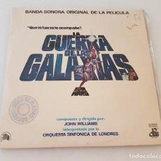 Discos de vinilo: LA GUERRA DE LAS GALAXIAS , STAR WARS LP. Lote 210615721