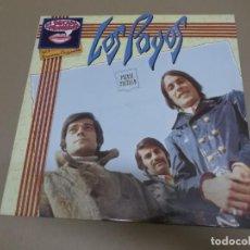 Discos de vinilo: LOS PAYOS (LP) LA DECADA PRODIGIOSA AÑO – 1986. Lote 210615795