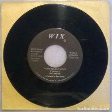 Discos de vinilo: RAY SMITH. BREAK-UP/ ROOM FULL OF ROSES. WIX, USA 1978 SINGLE. Lote 210616202