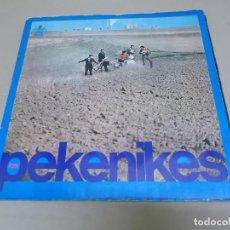 Discos de vinilo: LOS PEKENIKES (LP) LOS PEKENIKES AÑO – 1967 – PORTADA ABIERTA. Lote 210616536