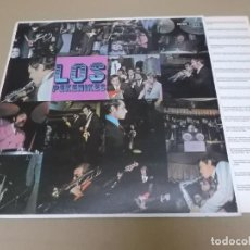 Discos de vinilo: LOS PEKENIKES (LP) LOS PEKENIKES 1967 AÑO – 1967-1983 – HOJA CON BIOGRAFIAS. Lote 210616697