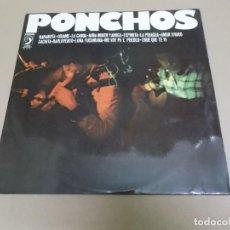 Discos de vinilo: PONCHOS (LP) PONCHOS AÑO – 1975. Lote 210616826