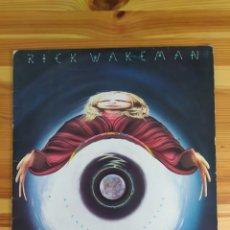 Discos de vinilo: VINILO RICK WAKEMAN - EARTLHY CONNECTION.. Lote 210618572