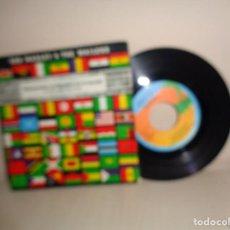 Discos de vinilo: BOB MARLEY -THE WAILERS -DEMASIADOS PROBLEMAS EN EL MUNDO-1979- ISLAND-SPAIN- ARIOLA-. Lote 210622046