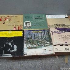 Discos de vinilo: LOTE DE 6 DISCOS VINILO. Lote 210638518