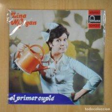 Discos de vinilo: LINA MORGAN - EL PRIMER CUPLE - LP. Lote 210640574