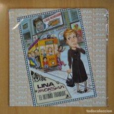 Discos de vinilo: LINA MORGAN - LINA MORGAN EN EL TRANVIA - LP. Lote 210640675