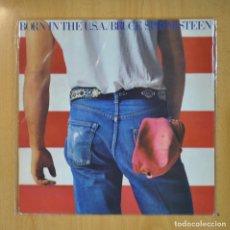 Discos de vinilo: BRUCE SPRINGSTEEN - BORN IN THE U.S.A. - LP. Lote 210640787