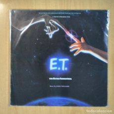 Discos de vinilo: JOHN WILLIAMS - E.T. - BSO - LP. Lote 210640826