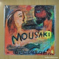 Discos de vinilo: GEORGES MOUSTAKI - DECLARATION - LP. Lote 210640915