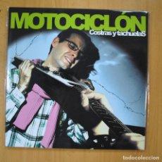 Discos de vinilo: MOTOCICLON - COSTRAS Y TACHUELAS - GATEFOLD - LP. Lote 210640930