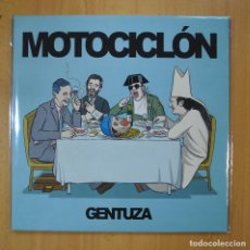 Discos de vinilo: MOTOCICLON - GENTUZA - LP. Lote 210640933
