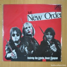 Discos de vinilo: RON ASHETON DENNIS THOMPSON - THE NEW ORDER - LP. Lote 210641071