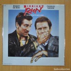 Discos de vinilo: DANNY ELFMAN - MIDNIGHT RUN - BSO - LP. Lote 210641287