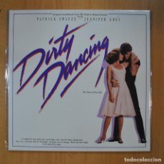 Discos de vinilo: VARIOS - DIRTY DANCING - BSO - LP. Lote 210641407
