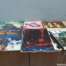 Discos de vinilo: LOTE DE 6 DISCOS DE VINILO ANTIGUO. Lote 210644195