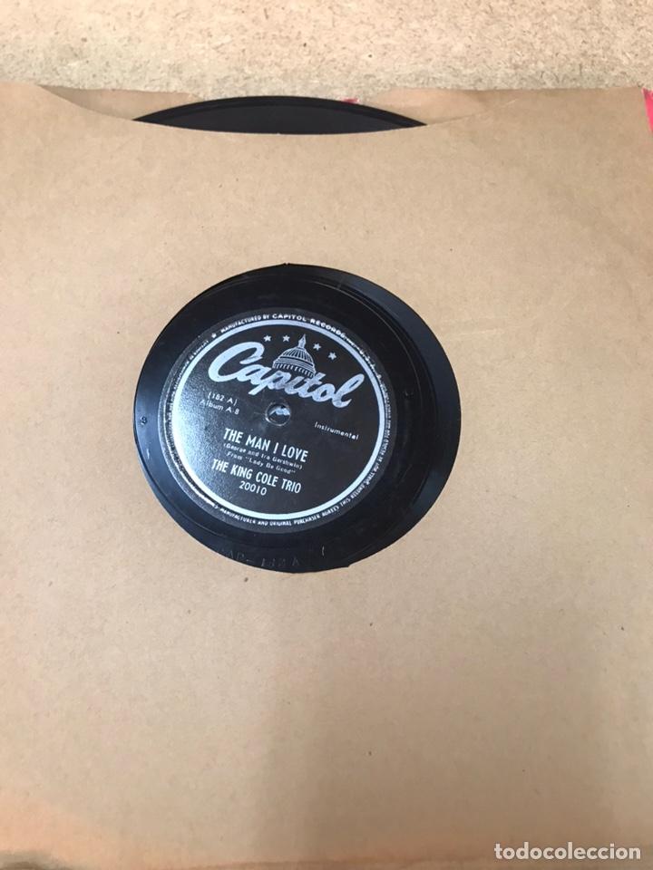 Discos de vinilo: The KING COLE TRÍO lote de 6 vinilos edición especial 1944 - Foto 18 - 210644937