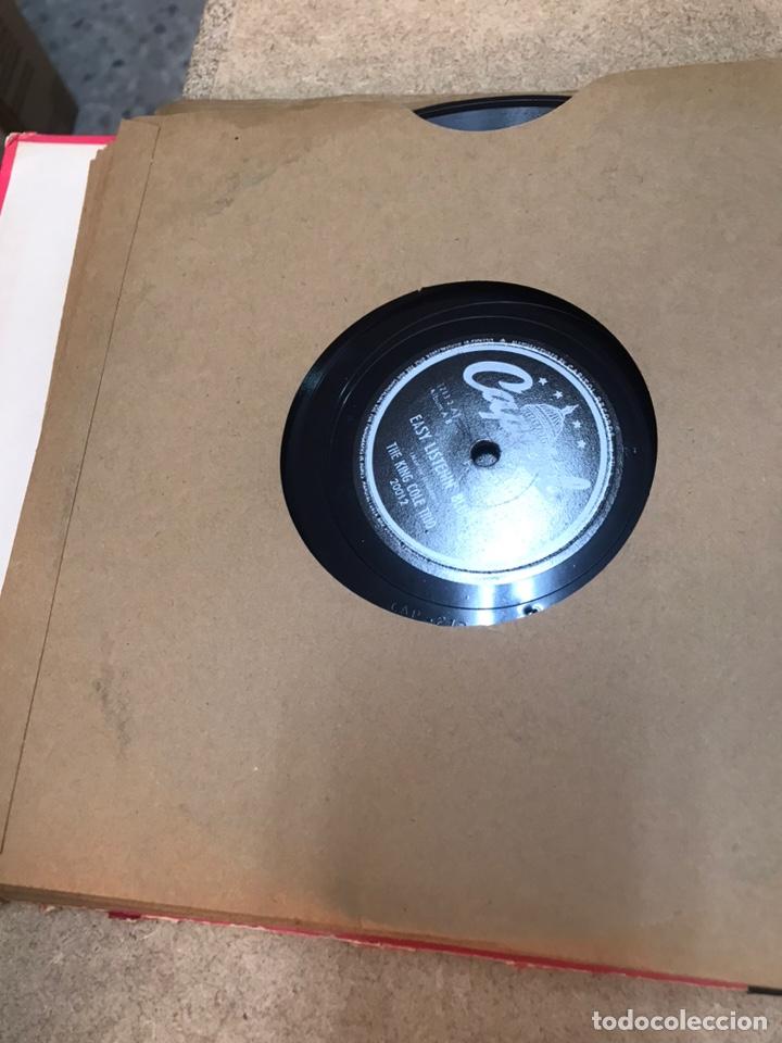 Discos de vinilo: The KING COLE TRÍO lote de 6 vinilos edición especial 1944 - Foto 25 - 210644937