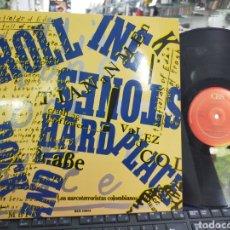 Discos de vinilo: THE ROLLING STONES MAXI ROCK AND HARD PLACE ESPAÑA 1989 EN PERFECTO ESTADO. Lote 210646935