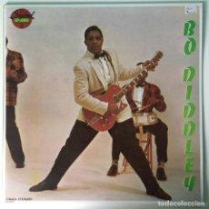 Discos de vinilo: BO DIDDLEY ?– BO DIDDLEY, ITALY 1986 CHESS. Lote 210651220
