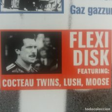 Discos de vinilo: THE LILLIES (COCTEAU TWINS-LUSH-MOOSE) FLEXI MUY RARO (TIPO SHOEGAZE MY BLOODY VALENTINE SLOWDIVE). Lote 210667321