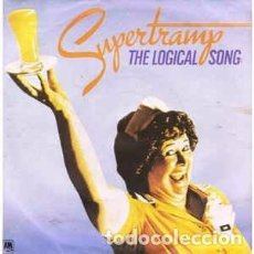"Discos de vinilo: SUPERTRAMP - THE LOGICAL SONG (7"", SINGLE) LABEL:A&M RECORDS, A&M RECORDS CAT#: AMS 6892, AM 2128. Lote 210667405"
