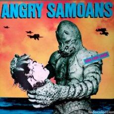 Disques de vinyle: ANGRY SAMOANS 1989 TRIPLE X RECORDS. Lote 210668437