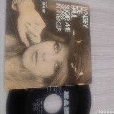 Discos de vinilo: LYNSEY DE PAUL.SUGAR ME .45 RPM.MAM.. Lote 210669134