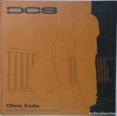 """Discos de vinilo: DCS - OHNE ENDE [GERMANY HIP HOP / RAP ] [EDICIÓN ORIGINAL EXCLUSIVA MX 12"""" 33RPM] [2000]. Lote 210677320"""