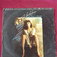 Disques de vinyle: FLASHDANCE. Lote 210677361