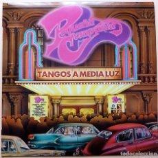 Discos de vinilo: PEQUEÑA COMPAÑÍA: TANGOS A MEDIA LUZ - LP PROMOCIONAL - MOVIEPLAY - 1981 - CASI NUEVO (NM). Lote 210407935