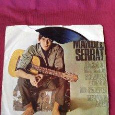 Discos de vinilo: JOAN MANUEL SERRAT.. Lote 210679080