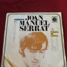 Discos de vinilo: JOAN MANUEL SERRAT. PENÉLOPE. Lote 210679926