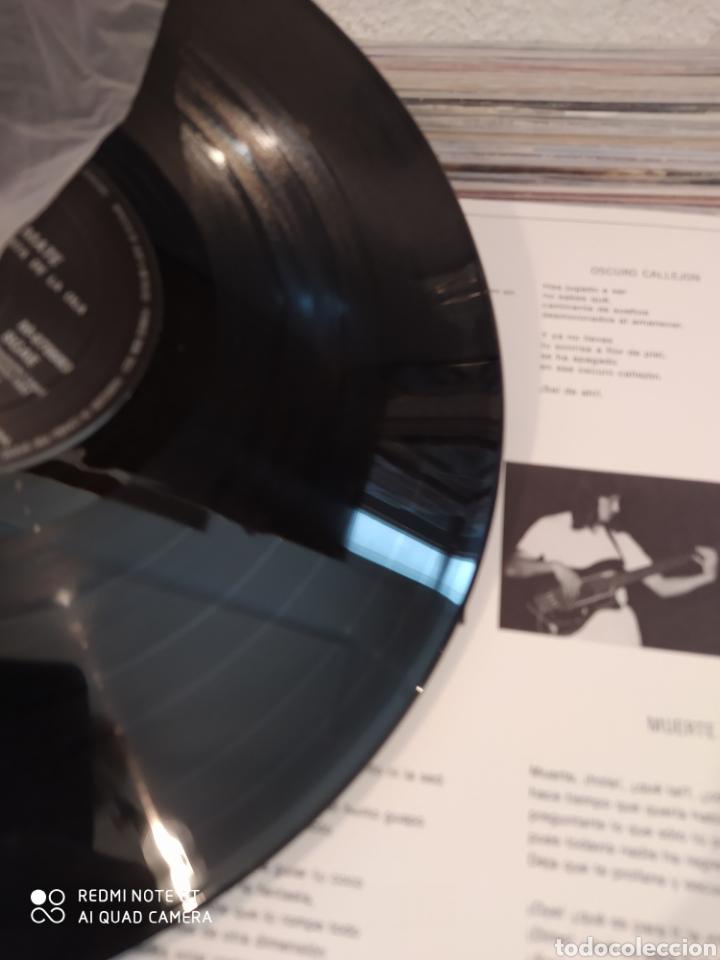 Discos de vinilo: Jaque Mate. Subido en la cresta de la ola. LP vinilo perfecto estado - Grupo de Salamanca - Foto 3 - 210681999