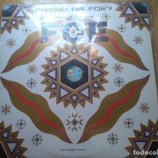 Discos de vinilo: FOE -FRIEND OR FOE? Y.M.O. HOSONO HARUOMI´S ( SYNTH POP JAPON-DIFICIL). Lote 210684159