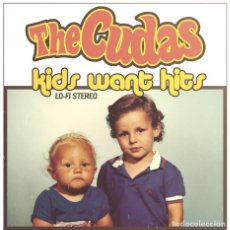 Discos de vinilo: THE CUDAS - KIDS WANT HITS. Lote 210689439