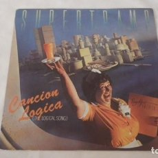 Discos de vinilo: SINGLE. SUPERTRAMP. 1978. Lote 210695291