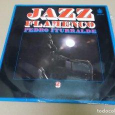 Discos de vinilo: PEDRO ITURRALDE (LP) JAZZ FLAMENCO 2 AÑO – 1968. Lote 210702166