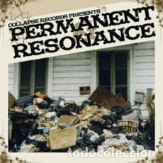 Discos de vinilo: PERMANENT / RESONANCE SINGLE CLEAR BLUE VINYL. Lote 41808754