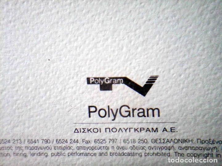 Discos de vinilo: Eurovisión Grandes momentos - Polydor Grecia 1994 - Foto 5 - 210706694
