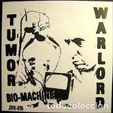 """Discos de vinilo: TUMOR WARLORD - BIO-MACHINE (7"""", EP). Lote 210713257"""