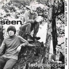 Discos de vinilo: THE SEEN – WHEN I WAS YOUNG / STOPPING ON GO!. Lote 210713384
