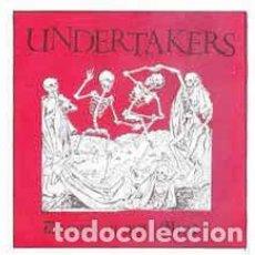 Discos de vinilo: THE UNDERTAKERS ?– DANGER IN MY MIND. Lote 210713549