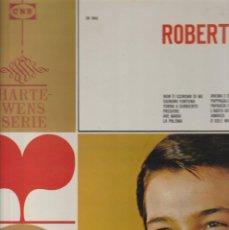 Discos de vinilo: LP ROBERTINO HARTE WENS SERIE CNR LABEL HOLLAND LA PALOMA ECC ECC. Lote 210713974