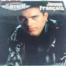 Discos de vinilo: MX. LE BOYFRIEND - JEUNE FRANCAIS. Lote 210718697